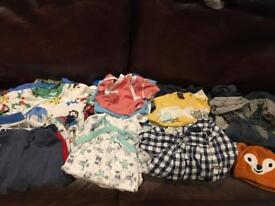 Boys baby clothes (12-18 months)