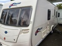 2008 Bailey Pageant Vendee (Fixed Bed)