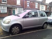 Sell Toyota yaris good condition