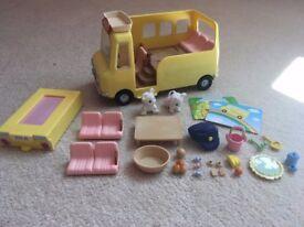 Sylvanian Families, Nursery Bus