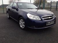 2011 Chevrolet Epica LS Diesel ** 1/2 LEATHER ** 41000MILES **mondeo insignia