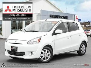 2014 Mitsubishi Mirage SE! AIR! ALLOYS! WARRANTY TO 2024!