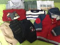 Boby boy clothes bundle (12-18 months)