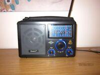 steepletone worldwide multiband radio