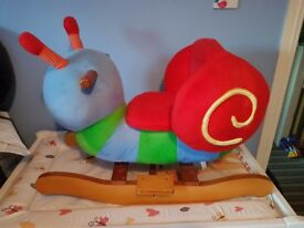 Rocking snail