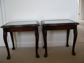 Matching Pair of Occasional tables