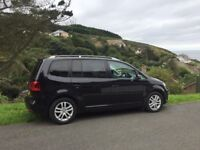 Volkswagen Touran 1.9 TDi, excellent condition, 7 seater, Low mileage, FSH , First to see will buy!