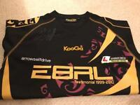Men's rugby shirt -Huddersfield Giants - Eorl Crabtree test 1999-2010 exclusive