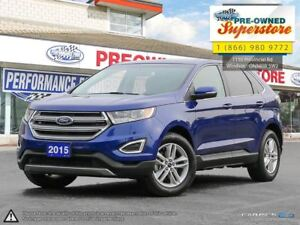 2015 Ford Edge SEL>>>NAV & My Ford touch<<<