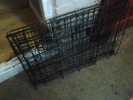 med dog cage