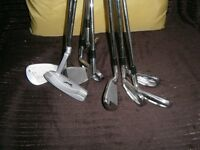 Ladies Slazenger Right Handed Golf Clubs Including Putter