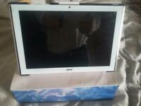 Acer Iconia One tablet like brand new