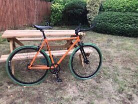 Mango Fixed Gear Bicycle