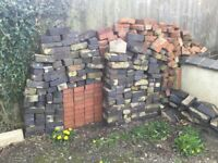 Blue bricks, house bricks, copings stones & 5ft lintle