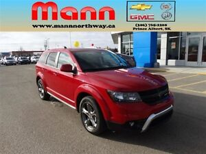 2016 Dodge Journey Crossroad - Heated seats/wheel, Remote start,