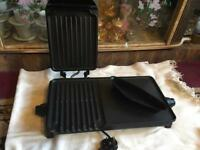 George Foreman Grill & Griddle used perfect working £30