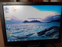 Excellent 20 inch widescreen monitor