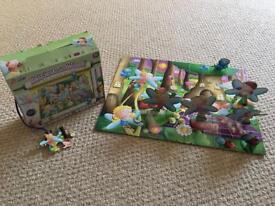 Fairies 21 piece 3D jigsaw