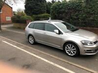 Volkswagen Golf 2.0gt.tdi bluemotion tech dsg estate bargain cheapest in country!!!