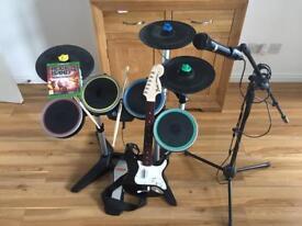Rock Band 4 - Xbox One - full kit
