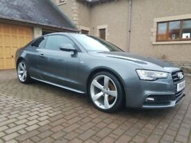 Audi A5 Black Edition 2.0TDI Quattro