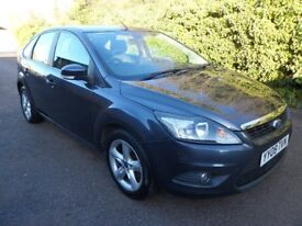 FORD FOCUS 1.6 ZETEC 5 DR 12 MONTHS MOT S/HISTORY CHEAP USED CARS WARRANTY AND FINANCE AVAILABLE