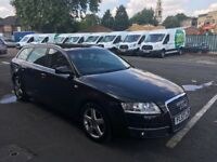 2007 Audi A6 Avant TDI Good Runner with history and mot
