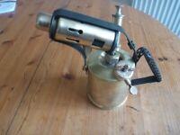 Vintage British Monitor No26 Paraffin torch.