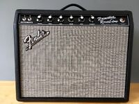 """Fender Princeton Reverb 65 reissue with additional 12""""baffle included"""