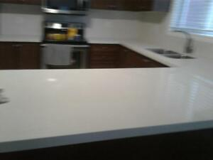 Granite, Quartz countertop best price in town, will install in 2 days.