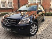Mercedes-Benz M Class 3.0 ML320 CDI SE 7G-Tronic 5dr**IMMACULATE** not bmw x5 ml280