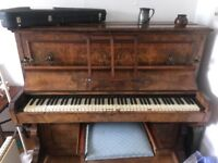 Piano - free but must collect