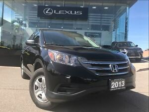 2013 Honda CR-V LX AWD Bluetooth