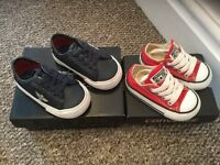 Infant size 3 trainers