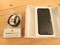 Huawei P10 UNLOCKED UNOPENED 64GB + Huawei Fit Band 2 pro UNOPENED.