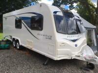 Top of the range Bailey Pegasus Turin Gt65 6 Berth 1st to see will buy
