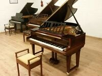 Newly Rebuilt Ibach Grand Piano | Top Make | Free UK Delivery