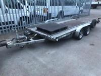 Fountain car trailer c300 hydraulic tilt
