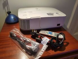NEC P501X Overhead Projector (peripherals incl.)