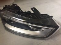 Audi q3 xenon headlight