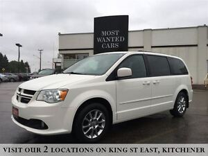 2011 Dodge Grand Caravan R/T | NAVIGATION | LEATHER | CAMERA Kitchener / Waterloo Kitchener Area image 1