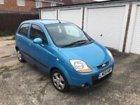Chevrolet Matiz 2009 low milage