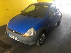 Ford ka for sale 595£ 1 year MOT