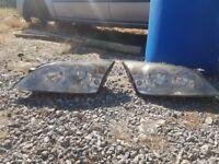 Pair of headlights