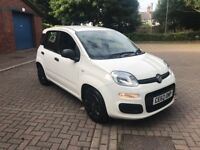 Fiat Panda 1.2 8v Pop 5dr in White 2012 {62 Plate) 39,000 miles