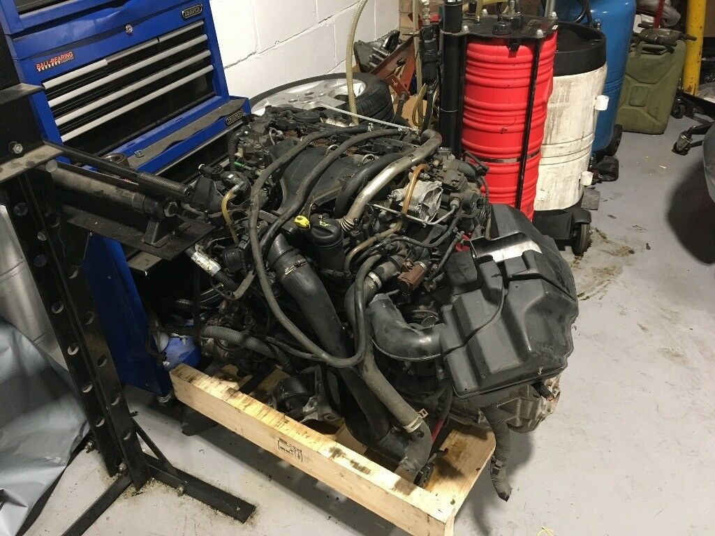 Volvo S40 Mk2 2005 20 Diesel Engine D4204t 98k With Manual Gearbox Ignition Wiring Diagram
