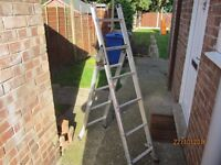Ladder 1.70->2.70m
