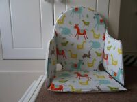 High Chair Liner - New, never used , John Lewis