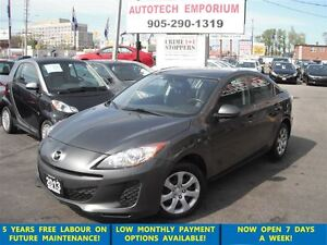 2013 Mazda MAZDA3 GX Pwr Windows/Locks/Keyless&GPS