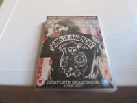 SONS OF ANARCHY COMPLETE SEASON 1 & 3
